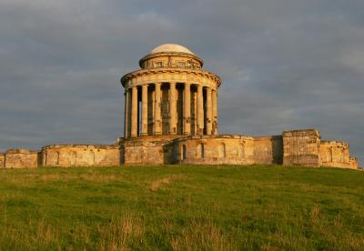 Figure 3: The Mausoleum at Castle Howard. Reproduced by kind permission of James Crathorne