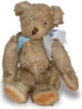 Figure 7: The hiding Castle Museum bear! (Image Copyright: Flo Laino)