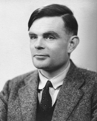 Figure 3: Alan Turing. His contribution to creating our society as we know it cannot be underestimated.<br /> (Image: Daily Telegraph 2009).